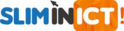 slim in ict logo